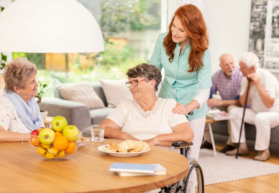 How Government Funding Work Aged Care Facilities