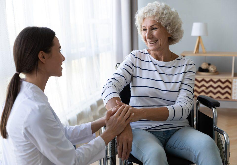 Types Aged Care Australia